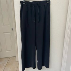 Lululemon On The Fly Pant Wide Leg
